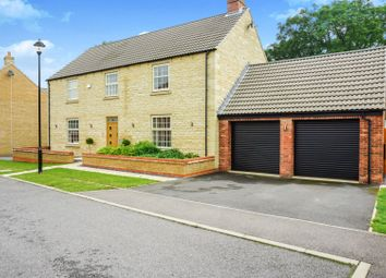 Thumbnail 5 bedroom detached house for sale in St. Marys Lane, Warmington