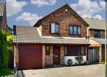 Thumbnail 4 bed detached house for sale in Thurnham Way, Tadworth, Surrey