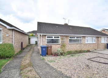 Thumbnail 2 bed semi-detached bungalow for sale in Moselle Drive, Churchdown, Gloucester