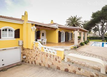 Thumbnail 4 bed chalet for sale in Ciutadella, Cala Galdana, Menorca, Balearic Islands, Spain