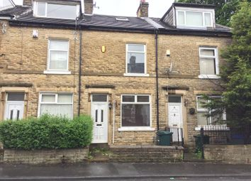 Thumbnail 4 bedroom terraced house to rent in Fagley Terrace, Bradford