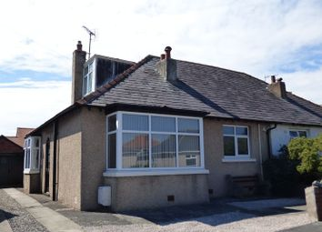 Thumbnail 2 bed semi-detached bungalow for sale in Tibicar Drive West, Heysham, Morecambe