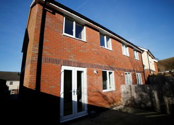 Thumbnail 3 bed semi-detached house for sale in 17 Oak Road, Tanglewood, Blaina.