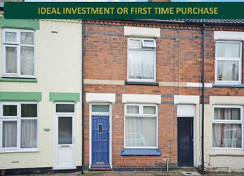 2 bed terraced house for sale in Boundary Road, Aylestone, Leicester LE2