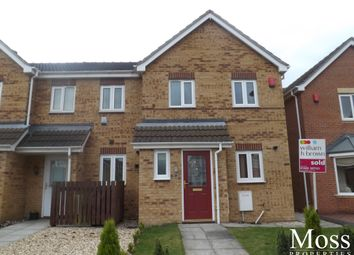 Thumbnail 3 bed semi-detached house to rent in Reeves Way, Armthorpe, Doncaster