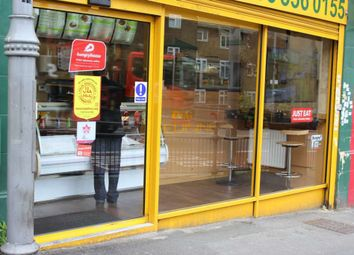 Thumbnail Restaurant/cafe to let in Lea Bridge Road, London