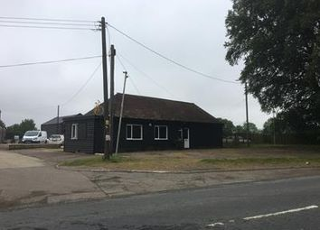 Thumbnail Office to let in Roadside Office, Bury Road, Newmarket, Suffolk