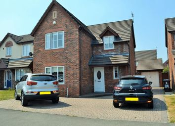 Thumbnail 4 bed detached house for sale in Saxon Way, Littledale, Kirkby