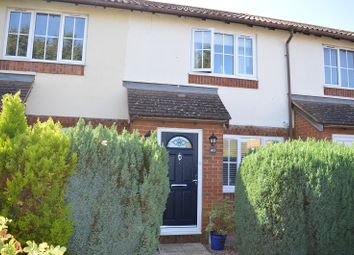 Thumbnail 2 bed terraced house for sale in Pemberley Chase, West Ewell, Surrey.