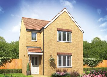 """Thumbnail 3 bed semi-detached house for sale in """"The Hatfield"""" at Yeovil Road, Sherborne"""