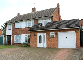 Thumbnail 3 bed semi-detached house for sale in Coppice Road, Woodley, Reading, Berkshire