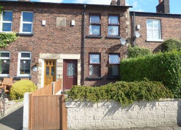 Thumbnail 2 bed terraced house for sale in Farnworth Road, Penketh, Warrington