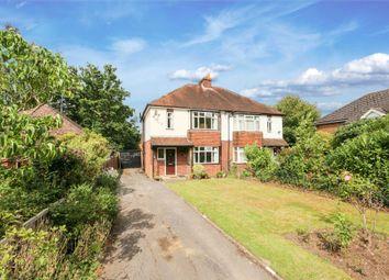 Wokingham Road, Bracknell RG42. 3 bed semi-detached house for sale