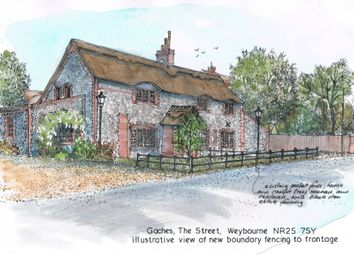 Thumbnail Detached house for sale in The Street, Weybourne, Norfolk