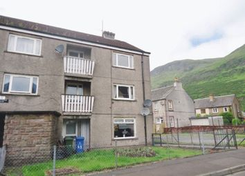 Thumbnail 2 bedroom flat for sale in The Wynd, Alva