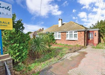 Thumbnail 2 bed semi-detached bungalow for sale in Coronation Drive, Bayview, Sheerness, Kent
