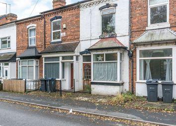 3 bed terraced house for sale in Coldbath Road, Kings Heath, Birmingham B13