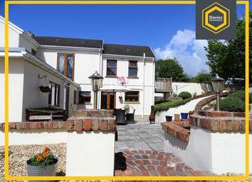 Thumbnail 4 bed semi-detached house for sale in Cwmfelin Road, Llanelli