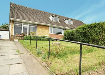 Thumbnail 4 bed semi-detached bungalow for sale in Orchard Road, Skidby, Cottingham