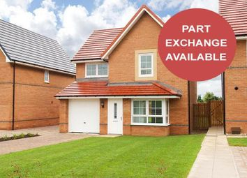 """Thumbnail 3 bed detached house for sale in """"Cheadle"""" at Green Lane, Yarm"""