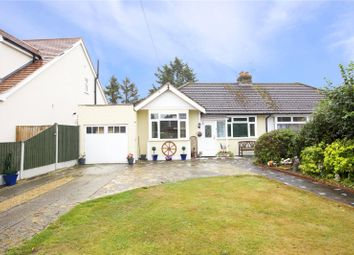 Thumbnail 3 bedroom semi-detached bungalow for sale in Front Lane, Upminster