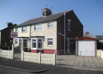 Thumbnail 3 bed semi-detached house to rent in Mowbray Road, Fleetwood