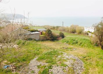 Thumbnail Land for sale in Tresaith Road, Aberporth, Ceredigion