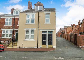 Thumbnail 2 bed flat to rent in Curzon Street, Bensham, Gateshead
