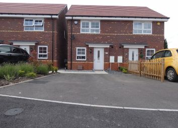 Thumbnail 2 bed semi-detached house for sale in Furnival Drive, Stoke Prior, Bromsgrove