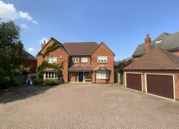 Thumbnail 5 bed detached house for sale in 30 Oxfield Park Drive, Old Stratford, Milton Keynes