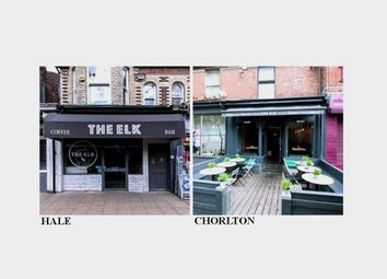Thumbnail Restaurant/cafe for sale in Beech Road, Chorlton Cum Hardy, Manchester
