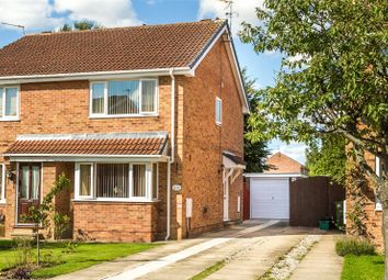 Thumbnail 2 bed semi-detached house to rent in Willoughby Way, York, North Yorkshire