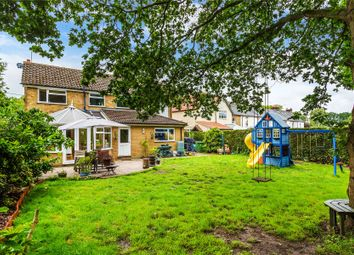 Thumbnail 5 bed detached house for sale in Mytchett, Camberley, Surrey