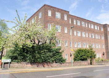 Thumbnail 1 bed flat for sale in Burnham Court, Brent Street, Hendon, London