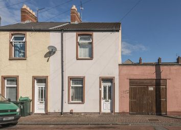 Thumbnail 2 bed end terrace house for sale in Jenkins Street, Newport