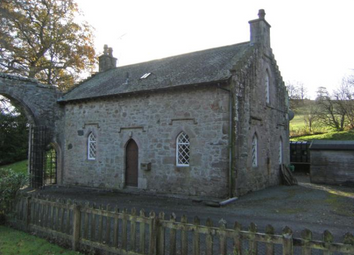 Thumbnail 2 bed detached house to rent in The Lodge, Barjarg Tower, Auldgirth