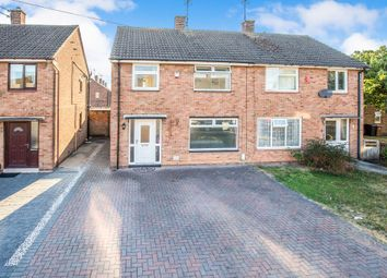 Thumbnail 3 bedroom semi-detached house for sale in Falmouth Road, Alvaston, Derby, Derbyshire