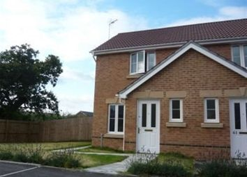 Thumbnail 2 bed property to rent in Llwyn Castan, Broadlands, Bridgend