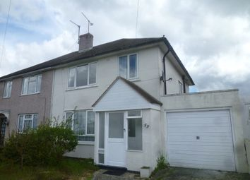 Thumbnail 3 bed semi-detached house to rent in Spencer Road, Reading