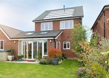 Thumbnail 4 bedroom detached house for sale in Mayflower Drive, Higher Bartle, Preston