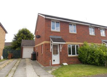Thumbnail 3 bedroom semi-detached house to rent in Tate Grove, Hardingstone, Northampton