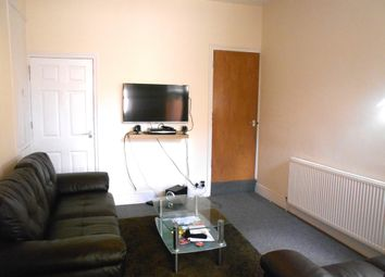 Thumbnail 6 bed terraced house to rent in Khartoum Road, Sheffield