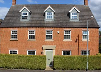 Thumbnail 6 bed detached house for sale in Lawrence Way, Lichfield
