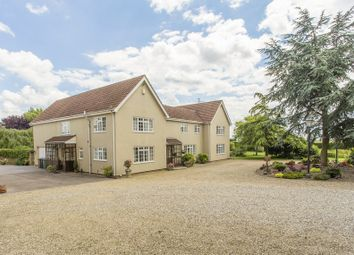 Thumbnail 5 bedroom detached house for sale in Bull Bridge, Upwell, Wisbech