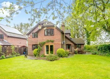 4 bed detached house for sale in Reading Road, Mattingley, Hook, Hampshire RG27