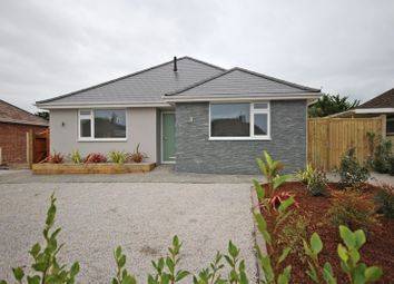 Thumbnail 3 bed detached bungalow for sale in Southern Lane, Barton On Sea, New Milton