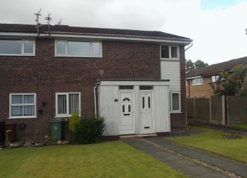 Thumbnail 2 bed flat to rent in Ashbourne Avenue, Aspull, Wigan