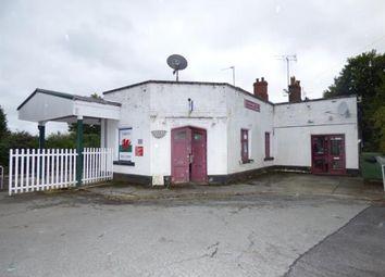 Thumbnail Commercial property for sale in Criccieth Railway Station, Station Square, Criccieth, Gwynedd