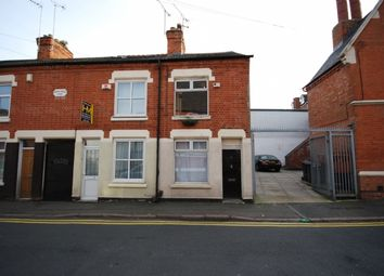 Thumbnail 1 bed terraced house to rent in Ruding Road, Leicester