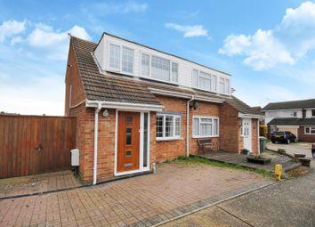 2 bed semi-detached house for sale in Boscawen Gardens, Braintree, Essex CM7